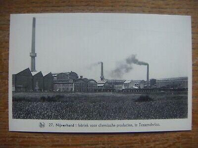TESSENDERLOO ( Tessenderlo ) - Fabriek voor chemische producten