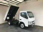 2015 Mitsubhi Canter Fuso Tipper Truck Mount Gambier Grant Area Preview