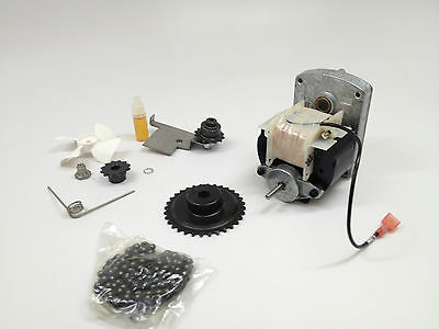 Motor Kit Conveyor For Prince Castle - Part  87-028txcs