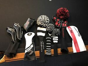 Golf head covers - PING, CALLAWAY, TAYLOR MADE