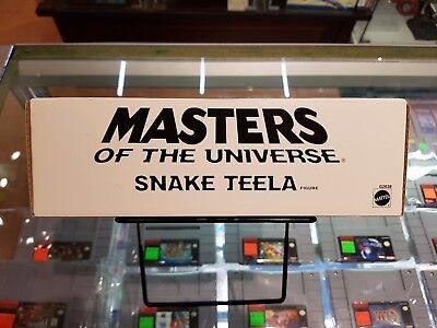 Mattel ToyFare Exclusive - MOTU - Snake Teela - SEALED