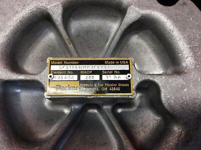 Parker Cf2174wmp3f9y91 Hydraulic Filter Unit