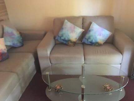 Table , sofa