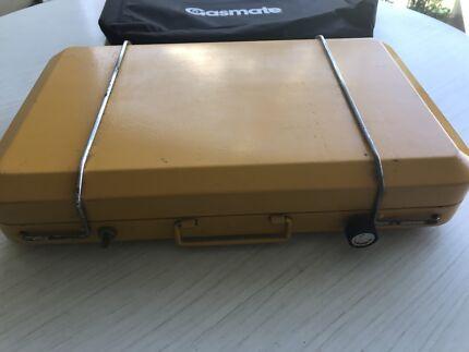 Gasmate 1095 2 Burner portable BBQ