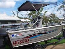 2007 QUINTREX 4.6 CLASIC CENTRE CONCOLE Yeppoon Yeppoon Area Preview
