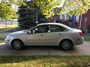 2005 Chevrolet Optra for sale.