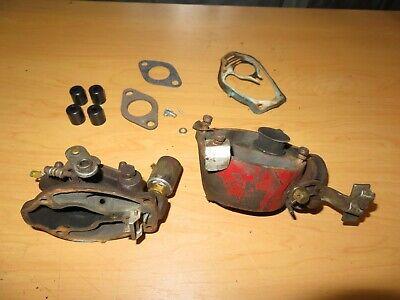 Carburetor Ih Tractor 444 Tsx896 Marvel - Schebler International Harvester Carb