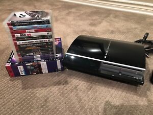 Sony PlayStation 3 console / Blu-Ray player