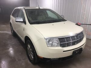 2008 MKX Lincoln awd v6 automatic
