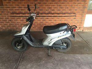 Zuma scooter Frankston Frankston Area Preview