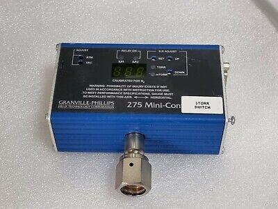 GRANVILLE-PHILLIPS 275 MINI-CONVECTRON 275905-EU CONVECTRON GAUGE