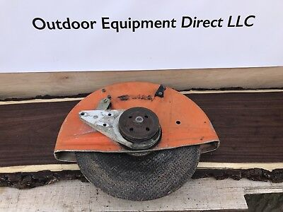 Stihl - Oem Ts400 Concrete Saw Blade Cover Part Ships Fast