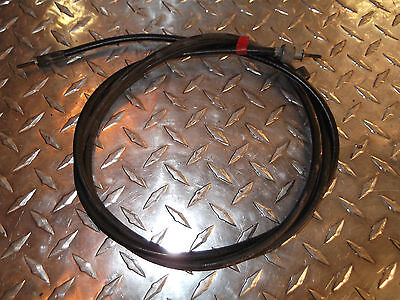 1996 96 polaris xlt 600 speedometer speedo cable
