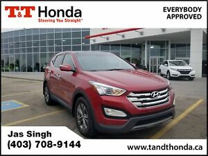 2013 Hyundai Santa Fe Sport *No Accidents, One Owner, Bluetooth*