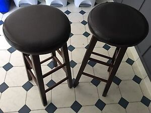 2 Stools for sale!!
