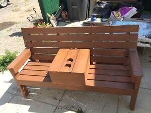 Custom built bench's  to order