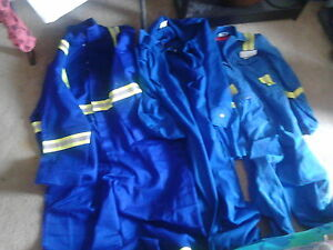 3 FR Coveralls and Winter Baffins