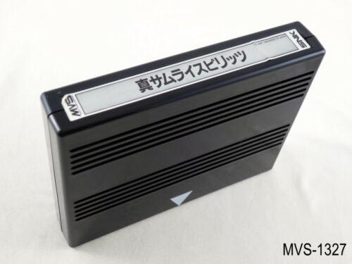 Shin Samurai Spirits Neo Geo MVS Arcade Japanese Import Shodown 2 US Seller