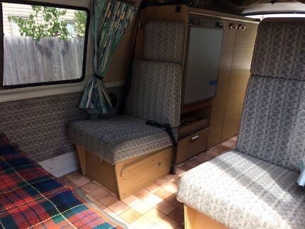 Toyota HiAce Pop-top Campervan in good condition