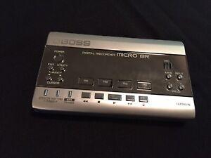 Boss Micro BR - Digital Multitrack recorder