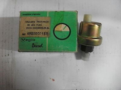 TRANSMISOR ACEITE MINI MORRIS Y MG - REF: 4900000159  VEGLIA BRESSEL