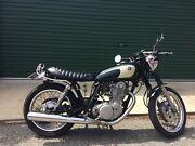 Yamaha 1982 SR500 Cafe racer Leederville Vincent Area Preview