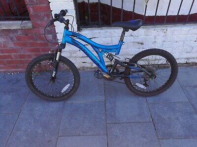 "Muddy Fox Radar 20"" Mountain Bike - Blue"