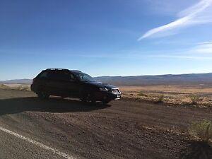 250 hp Subaru Outback XT