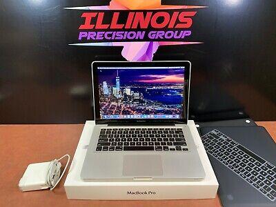 ◉ MacBook Pro Pre-Retina 13 ◉ TURBO Intel i5 / 8GB RAM 1TB - WARRANTY OSx