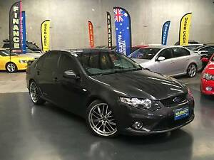Ford Falcon  xr6 2010 Sedan FAST FINANCE OR  RENT TO OWN Arundel Gold Coast City Preview