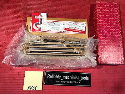 Starrett Tubular Inside Micrometer Model 823c Range 424 Machinist Toolsp656