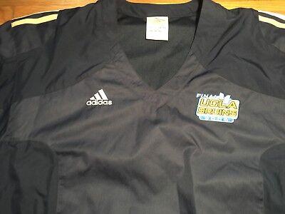 - UCLA Bruins Basketball 2006 Final 4 Adidas Pullover Climalite Jacket  - Medium