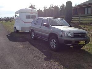 2000 Nissan Pathfinder Wagon Bathurst Bathurst City Preview