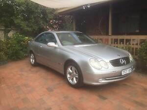 2004 Mercedes-Benz CLK240 Coupe Yarrambat Nillumbik Area Preview