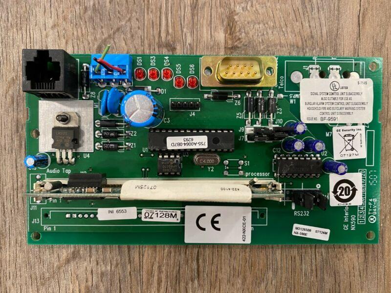 NX-590E Interlogix NetworX Caddx TCP/IP Internet Module
