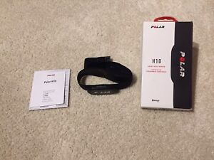 Polar H10 Bluetooth Heart Rate Monitor