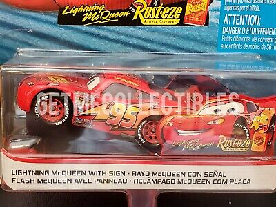 DISNEY PIXAR CARS LIGHTNING MCQUEEN WITH SIGN FUNNY FLASHBACKS 2020 SAVE 6% GMC