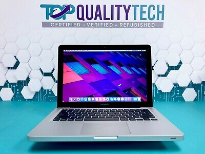 BEST VALUE | Apple MacBook Pro 13 Laptop | SUPER FAST SSD | DVDRW | 3YR (Best Solid State Drive For Macbook Pro)