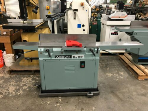 "Delta/Invicta 8"" Jointer Model# DJ-20"