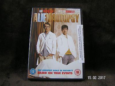 Alian Autopsy DVD