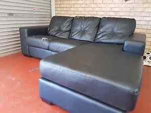 FREE 3-SEATER LOUNGE WITH CHAISE Wynnum Brisbane South East Preview