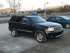 Jeep Grand Cherokee 3.0L DIESEL 2008 LIMITED S