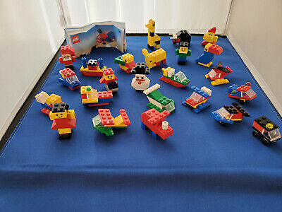 Lego City Year 2000 Advent Calendar (2250); Complete w/ sets & instructions