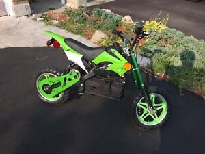 Electric Dirt bike For Sale (1000W)