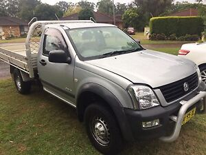 2005 Holden Rodeo Table Top ** Finance from $32.25 a week available** Raymond Terrace Port Stephens Area Preview