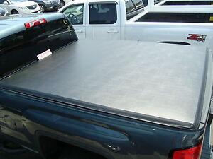 23462058 2014 2015 Gmc Sierra 1500 58 Bed Hard Tri Fold