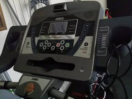 1 x BH 2 Spin Bike & 1 xV55 Treadmill - used Home Gym Set-up Burleigh Waters Gold Coast South Preview