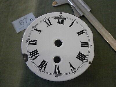Clock ENAMEL SHIPS DIAL 5