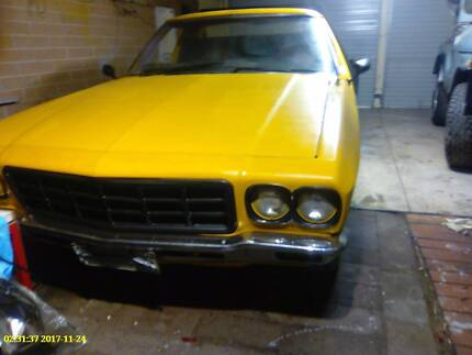 RARE 1978 HZ two ton ute