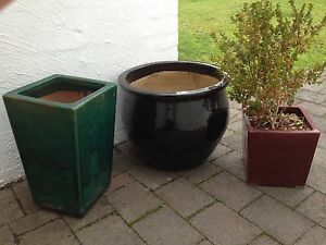 3 Pots - Black, Green and Red Mornington Mornington Peninsula Preview